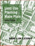 Land Use Planning Made Plain 9780802085528