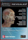 Anatomy and Physiology Revealed CDs 1-4 complete Series 9780073215532