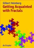 Getting Acquainted with Fractals 9783119165532