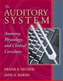 The Auditory System 9780205335534
