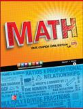 Glencoe Math Course 1, Student Edition, Volume 1 1st Edition