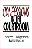 Confessions in the Courtroom 9780803945555