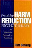 Practicing Harm Reduction Psychotherapy 9781572305557