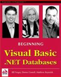 Visual Basic .NET Databases 9781861005557