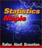 Statistics with Maple 9780120415564