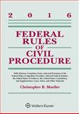 Federal Rules of Civil Procedure , 2016 Statutory Supplement