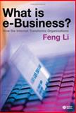 What Is e-Business? 9781405125574