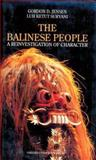 The Balinese People 9780195885576