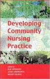 Developing Community Nursing Practice 9780335205578