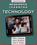 Meaningful Learning with Technology 4th Edition