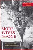 More Wives Than One 9780252075605