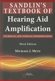 Sandlin's Textbook of Hearing Aid Amplification 3rd Edition