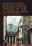 Sociological Theory in the Classical Era 9781412975643