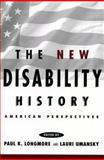 The New Disability History 9780814785645