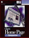The Claris Home Page Companion 9780124365650