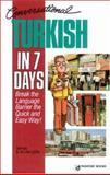 Conversational Turkish in 7 Days 9780844245652