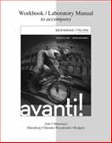 Workbook/laboratory Manual for Avanti 3rd Edition