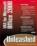 Visual Basic Applications for Office 2000 Unleashed 9780672315671