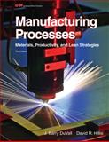 Manufacturing Processes 3rd Edition