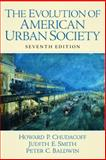 The Evolution of American Urban Society 7th Edition