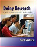 Doing Research 9780495005711
