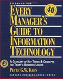 Every Manager's Guide to Information Technology 9780875845715