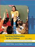 Teaching Mathematics to All Children 2nd Edition