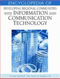 Encyclopedia of Developing Regional Communities with Information and Communication Technology 9781591405757
