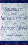 Solubility and Solubilization in Aqueous Media 9780841235762