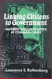 Linking Citizens to Government 9780521425773