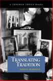 Translating Tradition 1st Edition