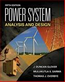 Power System Analysis and Design 9781111425777
