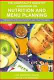 Nutrition and Menu Planning 9780702155789