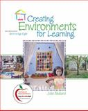 Creating Environments for Learning 1st Edition