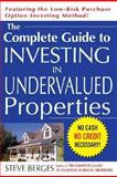 The Complete Guide to Investing in Undervalued Properties 9780071445801