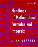 Handbook of Mathematical Formulas and Integrals 9780123825803