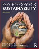 Psychology for Sustainability 4th Edition