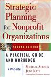 Strategic Planning for Nonprofit Organizations 2nd Edition