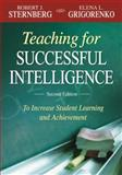 Teaching for Successful Intelligence 9781412955829