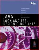 Java Look and Feel Design Guidelines 9780201615852