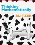 Thinking Mathematically 5th Edition