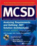 MCSD Analyzing Requirements and Defining .NET Solutions Architectures (Exam 70-300)] 9780072125863