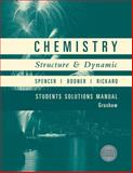 Chemistry, Student Solutions Manual 4th Edition