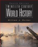 Twentieth Century World History 9780495095927