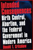 Intended Consequences 9780195145939