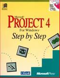 Microsoft Project 4 for Windows Step by Step 9781556155956