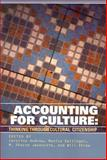 Accounting for Culture 9780776605968