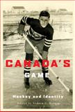 Canada's Game 9780773535978