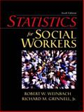 Statistics for Social Workers 9780205375981