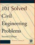 101 Solved Civil Engineering Problems 9780912045986